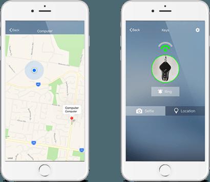 iTrak Mobile App
