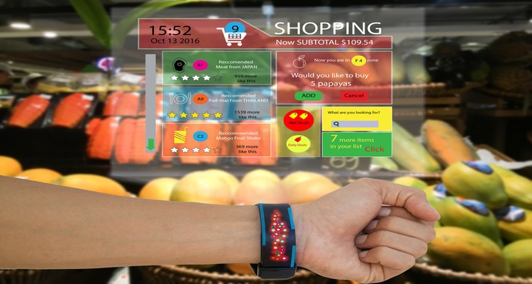 BLE in Retail