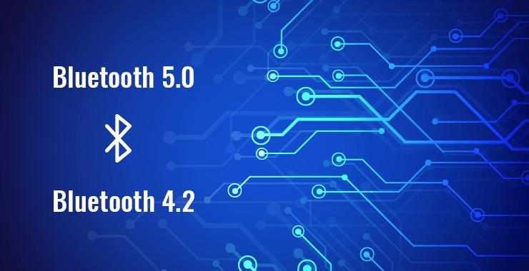 Bluetooth 5 vs. Bluetooth 4