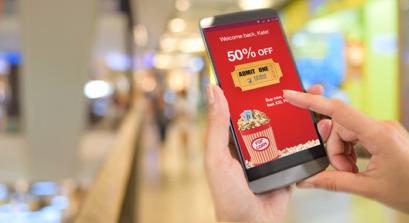 BLE Beacon - Retail 2.0
