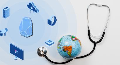 BLE beacons Transforming Healthcare