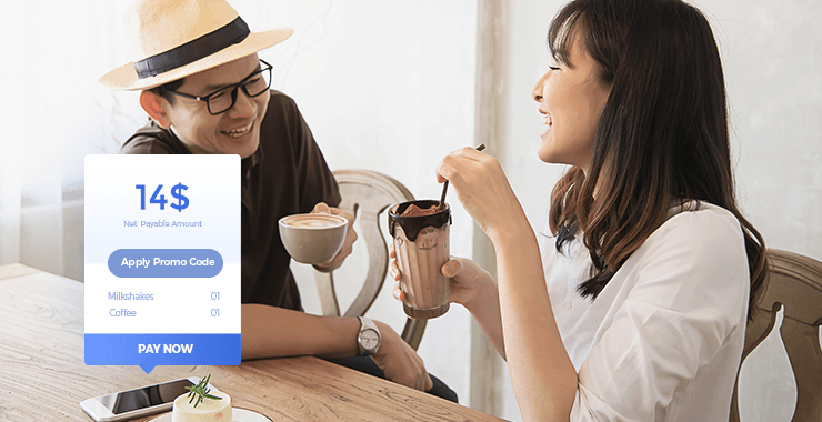 contactless payment with Bluetooth LE