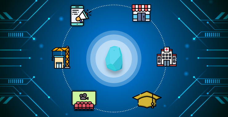iBeacon technology