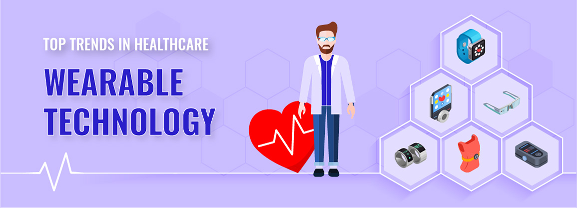 Top Trends in Healthcare Wearable Technology